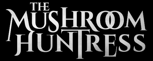 Logo for The Mushroom Huntress